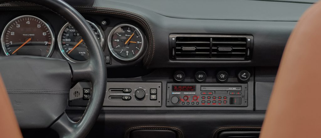Youngtimer Radio Blaupunkt Bremen SQR46