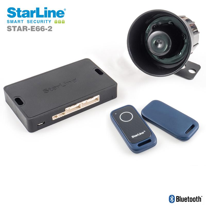 Starline E66-2 Alarmanlage 1