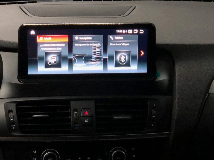 Bildschirm Upgrade BMW Android Carplay 10,25 Touchscreen Nachrüstung WiFi Netflix Youtube