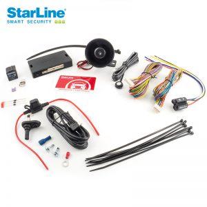 Starline Auto Alarmanlage Nachrüstung - besondere Fahrzeuge benötigen einen besonderen Schutz - Jam Car HiFi