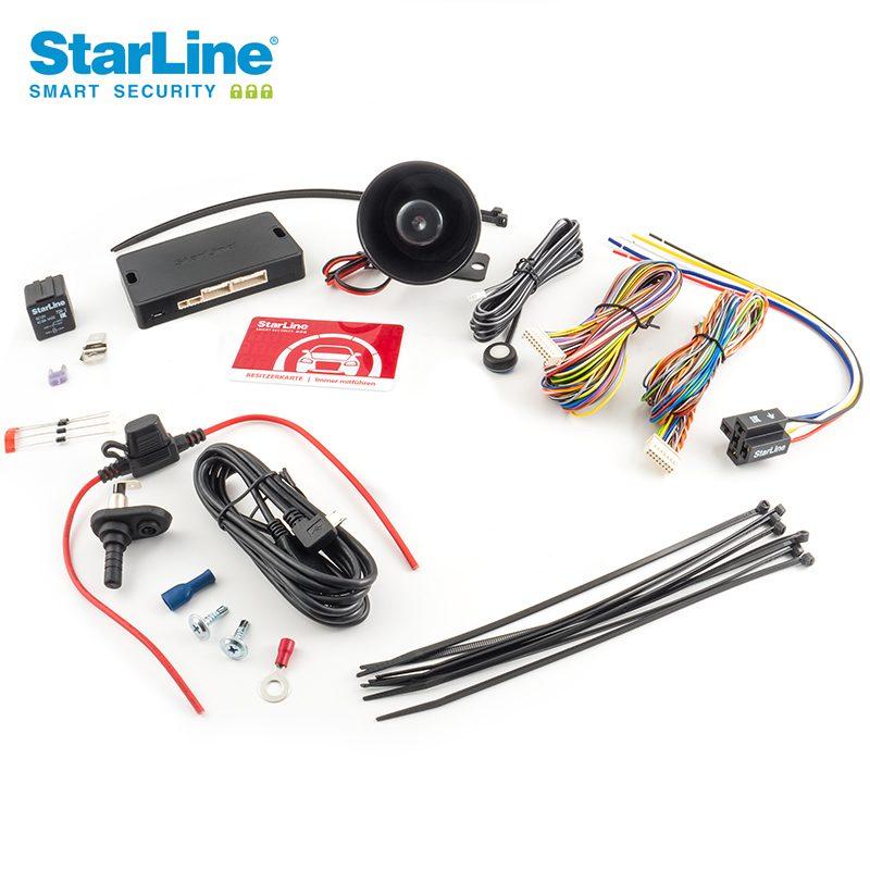 Starline Premium Autoalarm E66 inkl. Montage in Berlin ab 799 Euro