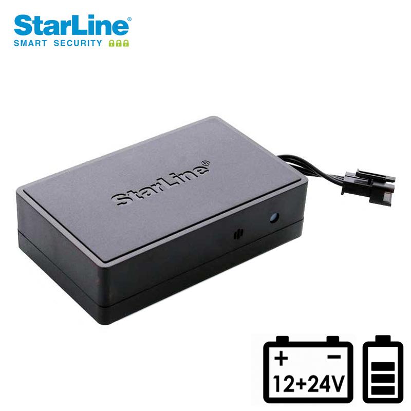 Starline M17 GPS-Ortungssystem mit integrierten Batterien 1
