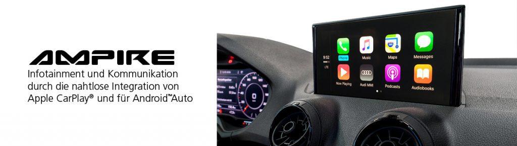 Carplay Android Auto Freischalten Mercedes