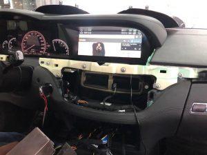 Bildschirm Upgrade Mercedes Android Carplay 2