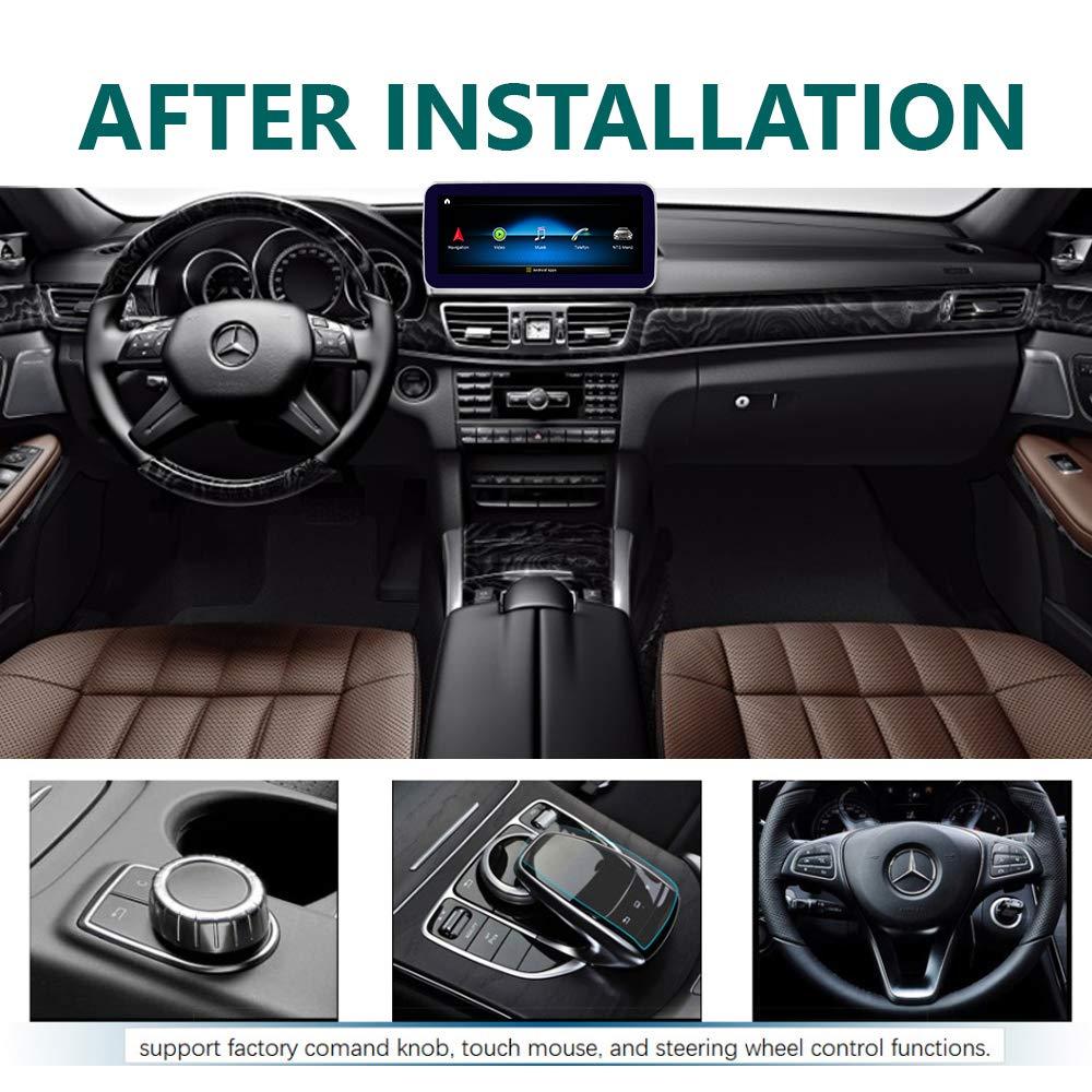 Mercedes W212 Carplay Display Upgrade 10,25 Zoll