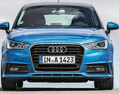 Audi A1 8X ab 2010 sicherste Alarmanlage Nachrüstung in Berlin