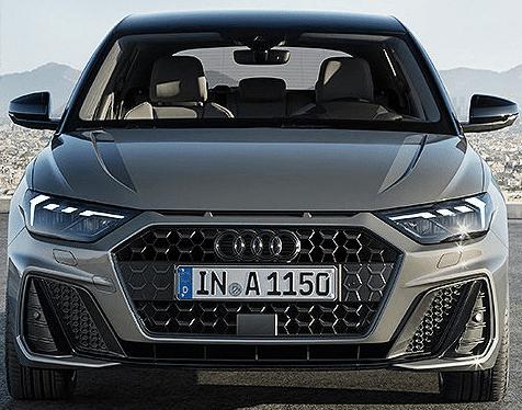 Audi A1 GB ab Bj. 2018 sicherste Alarmanlage Nachrüstung in Berlin