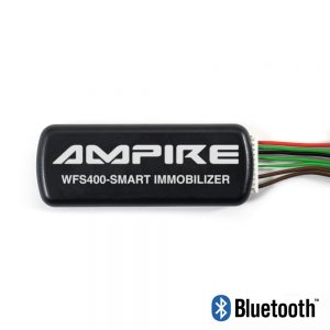 AMPIRE CAN-Bus Wegfahrsperre CAN-FIREWALL 2 WFS400-Smart Bluetooth Transponder
