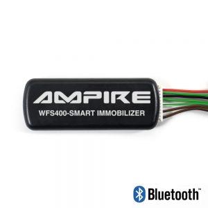 AMPIRE CAN-Bus Wegfahrsperre CAN-FIREWALL 2 WFS400-Smart Bluetooth Transponder