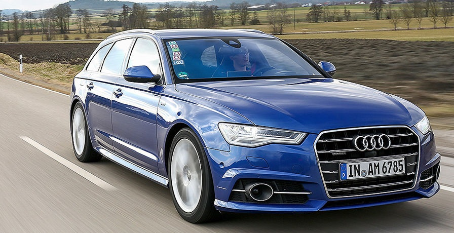 Audi A6 S6 RS6 sicherste Alarmanlage