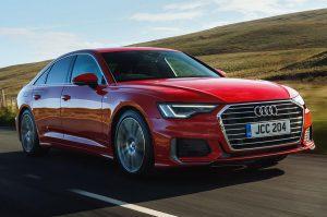 Audi A6 C8 4K ab 2018 sicherste Alarmanlage