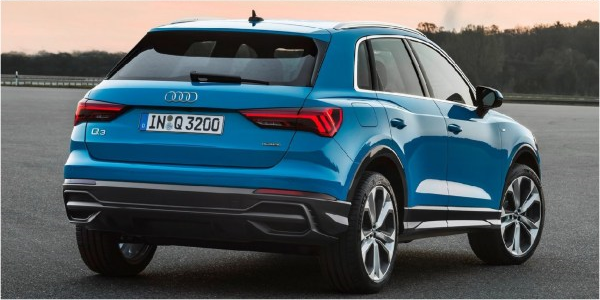 Audi Q3 SQ3 sicherste Alarmanlage