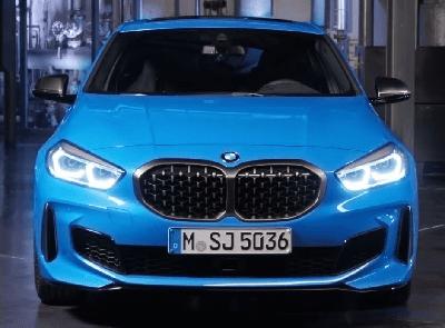 BMW 1er F40 ab 2019 sicherste Alarmanlage