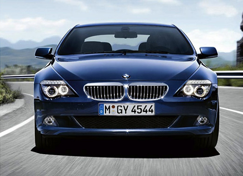 BMW 6er E63 E64 sicherste Alarmanlage