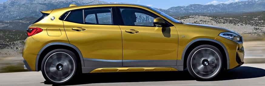 BMW X1 X2 F48 F39 sicherste Alarmanlage