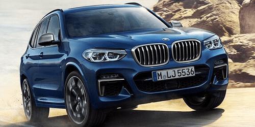 BMW X3 G01 ab 2017 sicherste Alarmanlage