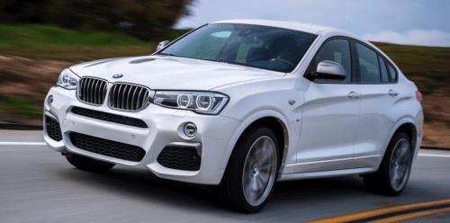 BMW X4 F26 ab 2014 sicherste Alarmanlage
