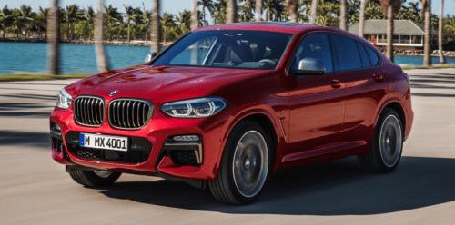 BMW X4 G02 ab 2018 sicherste Alarmanlage Nachrüstung in Berlin
