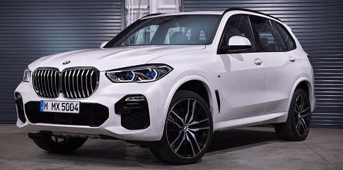 BMW X5 G05 ab 2018 sicherste Alarmanlage Nachrüstung in Berlin