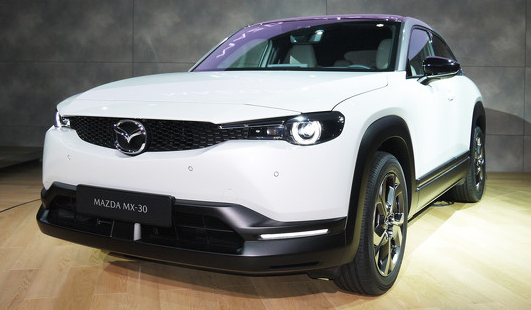 Mazda MX-30 sicherste Alarmanlage Nachrüstung in Berlin ab 649€