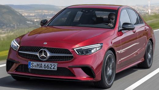 Mercedes C-Klasse W206 ab 2020 sicherste Alarmanlage