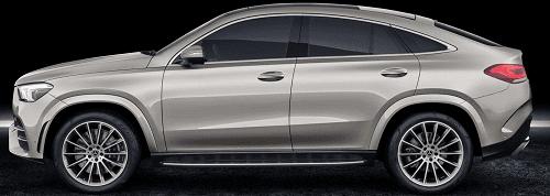 Mercedes GLE Coupe C167 V167 ab 2019 sicherste Alarmanlage Nachrüstung in Berlin
