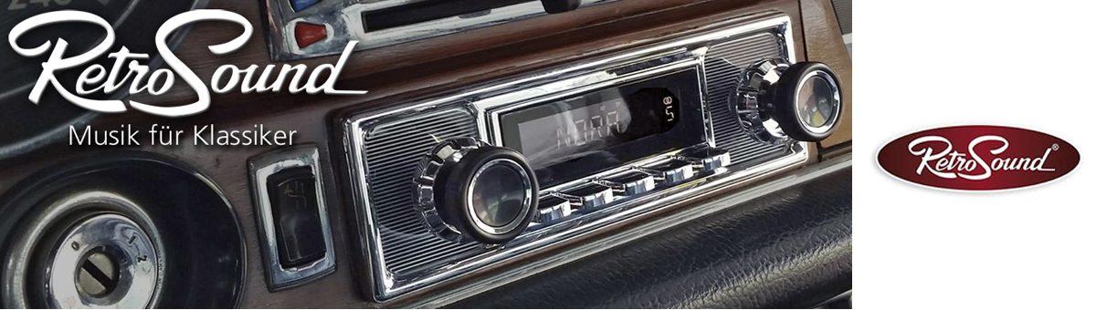 Retrosound Radios Oldtimer Youngtimer 1