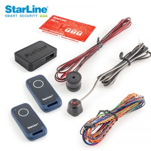 STARLINE i96-2 CAN-Bus Wegfahrsperre mit Bluetooth TAG
