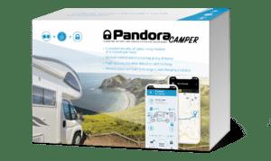 Pandora-Camper-Alarmanlage mit 4G