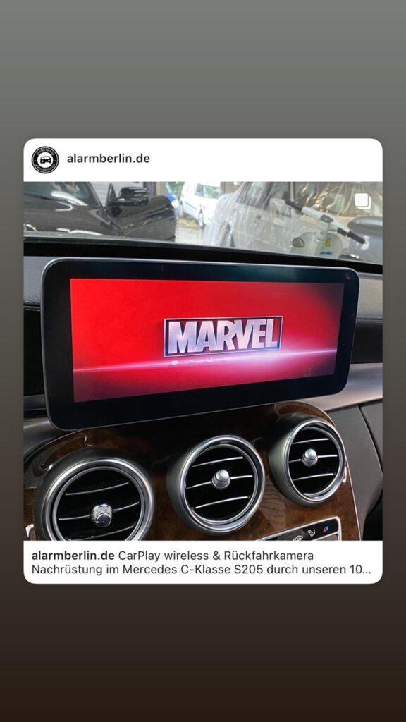 Carplay Android Auto Freischalten Mercedes 2